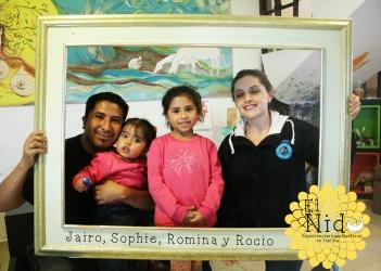 familia Analuisa Rosero