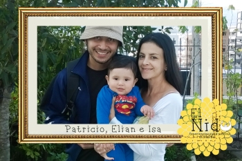 familia Gallardo Andrade