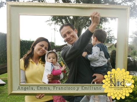 Familia Moreno-Nuñez