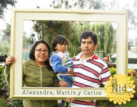 familia Rivera-Cabascango